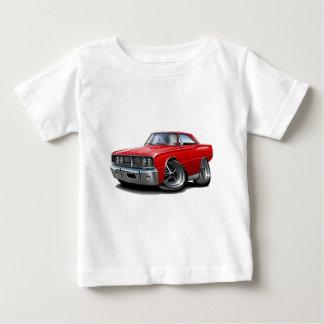 1966 Coronet Red Car Baby T-Shirt