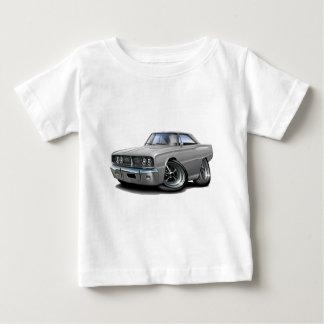 1966 Coronet Silver Car Baby T-Shirt