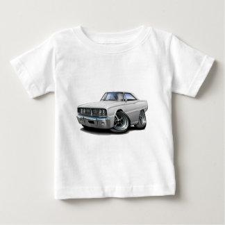 1966 Coronet White Car Baby T-Shirt