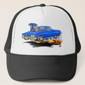 1966 El Camino Blue Truck Trucker Hat