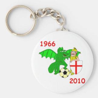 1966 England 2010 Keychains