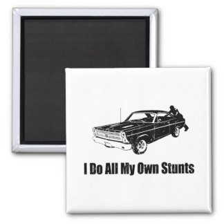 1966 Ford Fairlane GT 427 Magnets