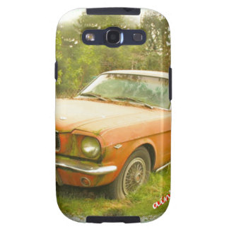 1966 Ford Mustang Fastback Galaxy SIII Cover