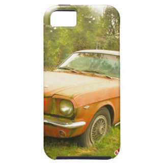1966 Ford Mustang Fastback iPhone 5 Covers