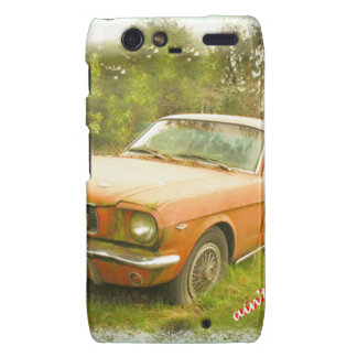 1966 Ford Mustang Fastback Droid RAZR Covers