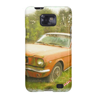 1966 Ford Mustang Fastback Samsung Galaxy S2 Cover