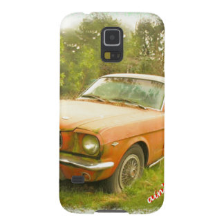 1966 Ford Mustang Fastback Galaxy S5 Covers