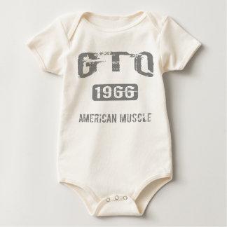 1966 GTO Apparel Baby Bodysuit