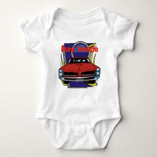 1966 GTO Muscle Car Baby Bodysuit