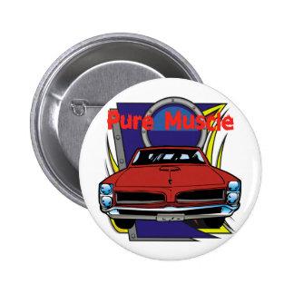 1966 GTO Muscle Car Pins