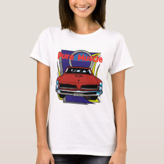 1966 GTO Muscle Car T-Shirt