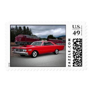 1966 Mercury Monterey Classic Car Postage Stamps