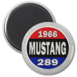 1966 Mustang 289 Magnet