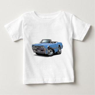1966 Olds Cutlass Lt Blue Convertible Baby T-Shirt