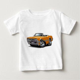 1966 Olds Cutlass Orange Convertible Baby T-Shirt