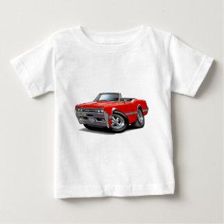 1966 Olds Cutlass Red Convertible Baby T-Shirt