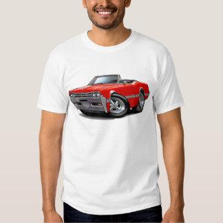 1966 Olds Cutlass Red Convertible T Shirt
