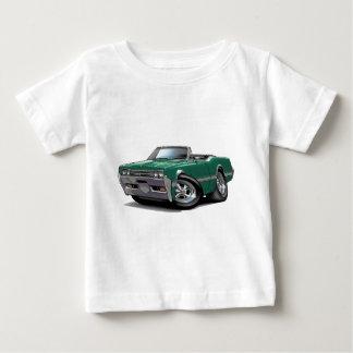 1966 Olds Cutlass Teal Convertible Baby T-Shirt