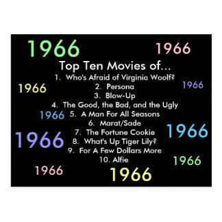 1966 películas tarjetas postales