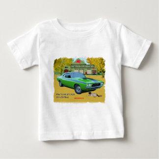 1966_Plymouth_Fury Baby T-Shirt