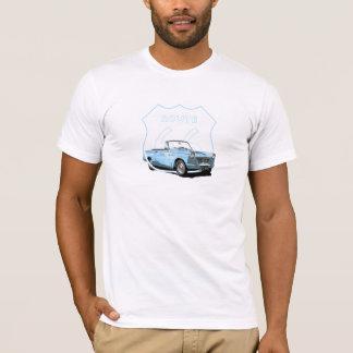 1966 Triumph Herald Convertible Route 66 T-Shirt