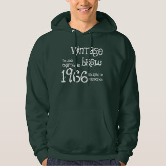 1966 Vintage Brew 50th Birthday Funny Gift Tee