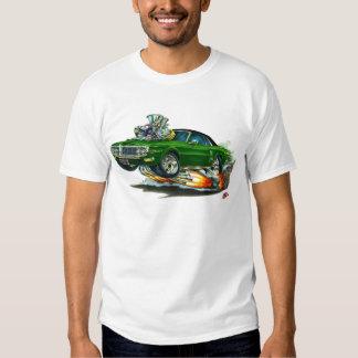 1967-68 Firebird Green-Black Top Shirt