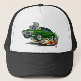 1967-68 Firebird Green-Black Top Trucker Hat