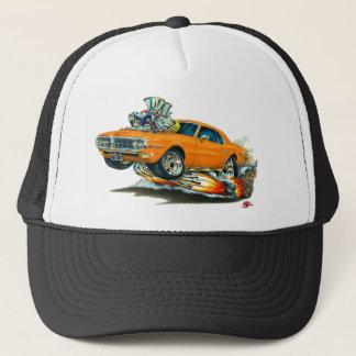 1967-68 Firebird Orange Car Trucker Hat