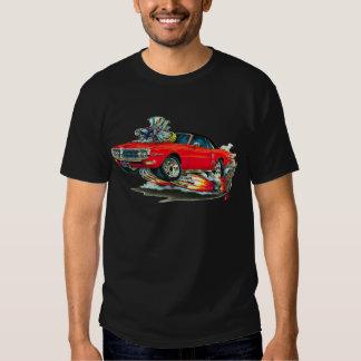 1967-68 Firebird Red-Black Top Tee Shirt