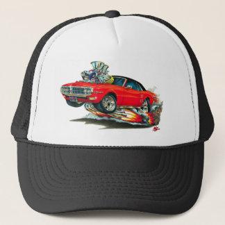 1967-68 Firebird Red-Black Top Trucker Hat