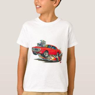 1967-68 Firebird Red Car T-Shirt