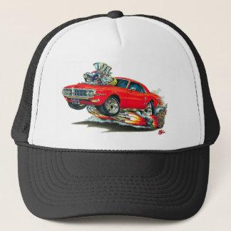 1967-68 Firebird Red Car Trucker Hat