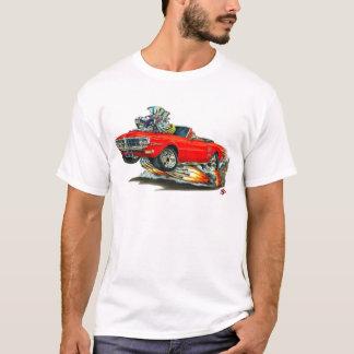 1967-68 Firebird Red Convertible T-Shirt