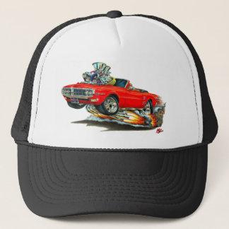1967-68 Firebird Red Convertible Trucker Hat