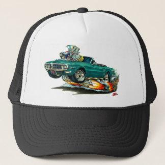 1967-68 Firebird Teal Convertible Trucker Hat