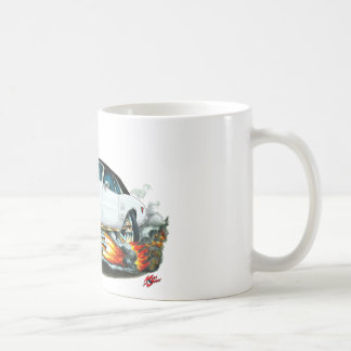 1967-68 Firebird White-Black Top Coffee Mug