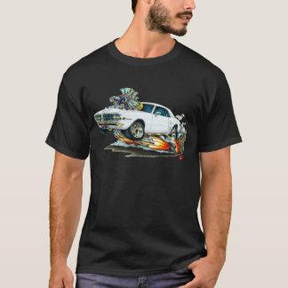 1967-68 Firebird White Car T-Shirt