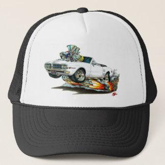 1967-68 Firebird White Convertible Trucker Hat