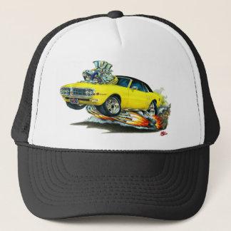1967-68 Firebird Yellow-Black Top Trucker Hat
