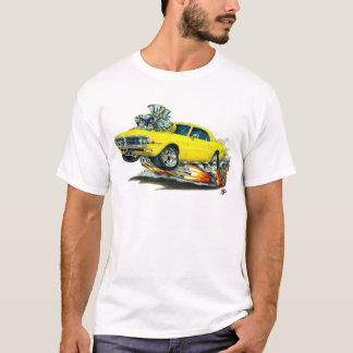 1967-68 Firebird Yellow Car T-Shirt