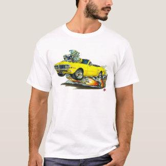 1967-68 Firebird Yellow Convertible T-Shirt