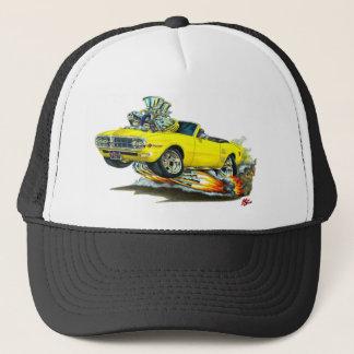1967-68 Firebird Yellow Convertible Trucker Hat