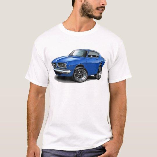 1967-69 Barracuda Blue Car T-Shirt
