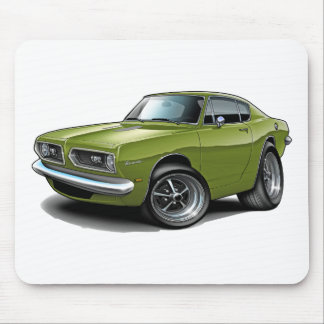 1967-69 Barracuda Ivy Car Mouse Pad