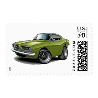 1967-69 Barracuda Ivy Car Postage