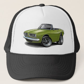 1967-69 Barracuda Ivy Convertible Trucker Hat