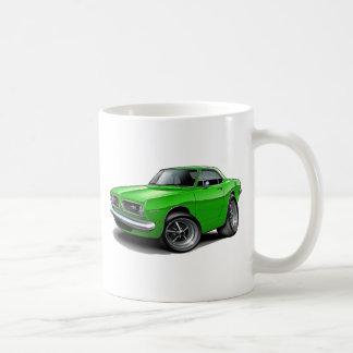 1967-69 Barracuda Lime Coupe Mug