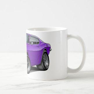 1967-69 Barracuda Purple Car Mugs