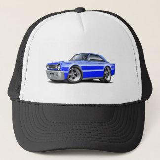 1967 Belvedere Blue Car Trucker Hat